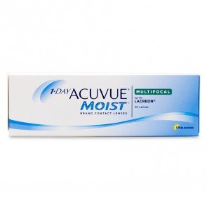 One Day Acuvue Moist Multifocal
