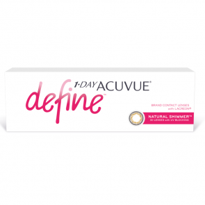 1 Day Acuvue Define Natural Shimmer