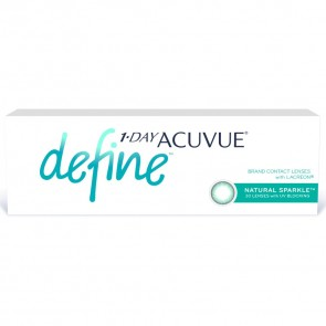 1 Day Acuvue Define Natural Sparkle