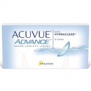Acuvue Advance (6 линз)