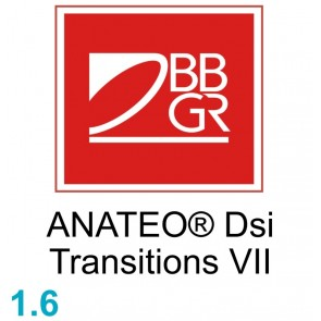 BBGR ANATEO® Dsi 16 Transitions VII