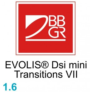 BBGR EVOLIS®  Dsi mini 16 Transitions VII