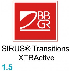 BBGR SIRUS® 15 Transitions XTRActive