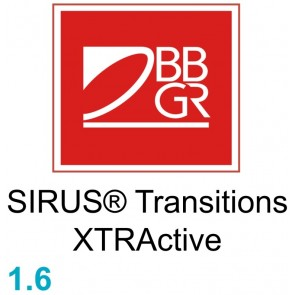 BBGR SIRUS® 16 Transitions XTRActive