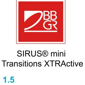 BBGR SIRUS® mini 15 Transitions XTRActive