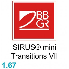 BBGR SIRUS® mini 167 Transitions VII