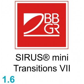 BBGR SIRUS® mini 16 Transitions VII