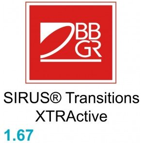 BBGR SIRUS® 167 Transitions XTRActive