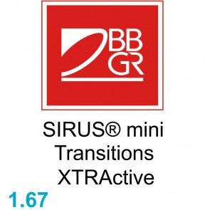BBGR SIRUS® mini 167 Transitions XTRActive