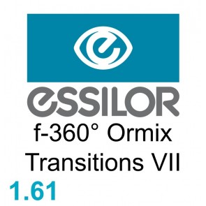 Essilor f-360° Ormix Transitions VII