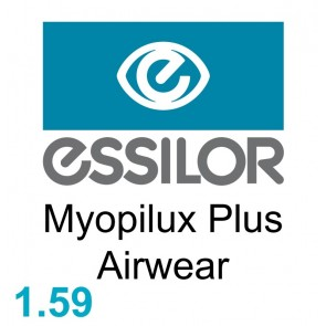 Essilor Myopilux Plus Airwear 1.59