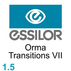 Essilor Orma Transitions VII