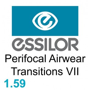 Essilor Perifocal Airwear Transitions VII