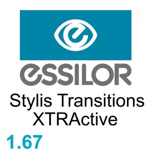 Essilor Stylis Transitions XTRActive