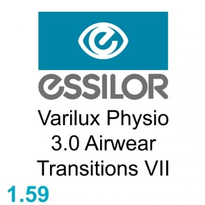 Essilor Varilux Physio 3.0 Airwear Transitions VII