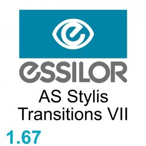 Essilor AS Stylis Transitions VII