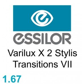 Essilor Varilux X 2 Stylis Transitions VII / track 2