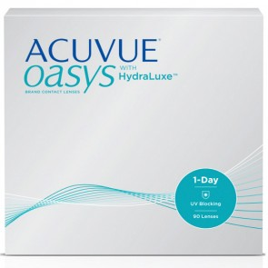 1 Day Acuvue Oasys (90 линз)