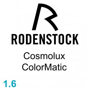 Rodenstock Cosmolux ColorMatic 1.6