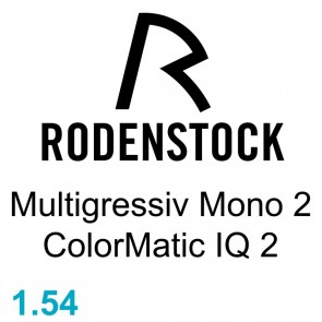 Rodenstock Multigressiv Mono 2 ColorMatic IQ 2 1.54