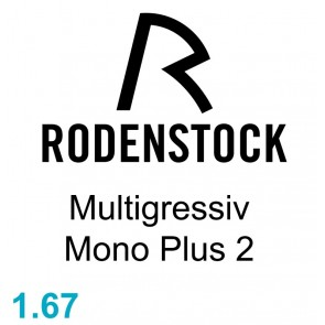 Rodenstock Multigressiv Mono Plus 2 1.67