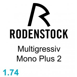 Rodenstock Multigressiv Mono Plus 2 1.74