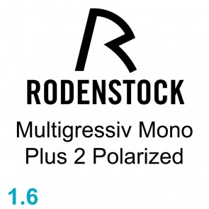 Rodenstock Multigressiv Mono Plus 2 Polarized 1.60