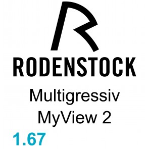 Rodenstock Multigressiv MyView 2 1.67
