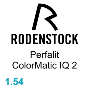 Rodenstock Perfalit ColorMatic IQ 2 1.54