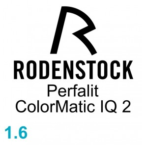 Rodenstock Perfalit ColorMatic IQ 2 1.6