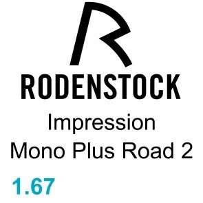 Rodenstock Impression Mono  Plus Road 2 1.67