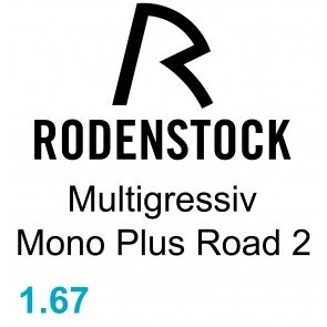 Rodenstock Multigressiv Mono  Plus Road 2 1.67