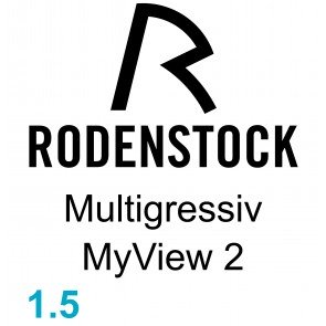 Rodenstock Multigressiv MyView 2  1.50