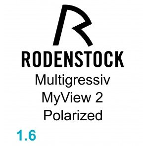 Rodenstock Multigressiv MyView 2 Polarized 1.60