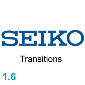 SEIKO 1.60 Transitions