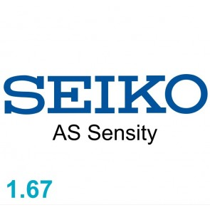 SEIKO 1.67 AS Sensity