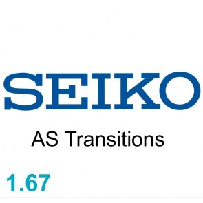 SEIKO 1.67 AS Transitions