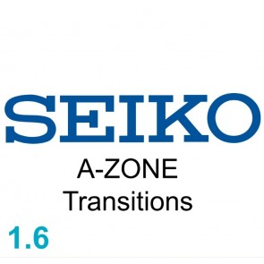 SEIKO A-ZONE 1.60 Transitions