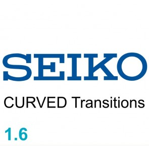 SEIKO CURVED 1.60 Transitions