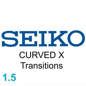 SEIKO CURVED X 1.50 Transitions