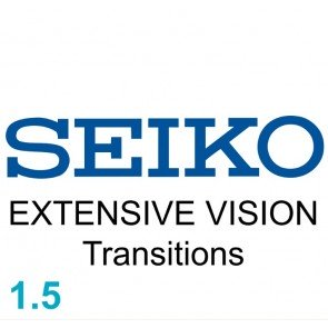 SEIKO EXTENSIVE VISION 1.50 Transitions