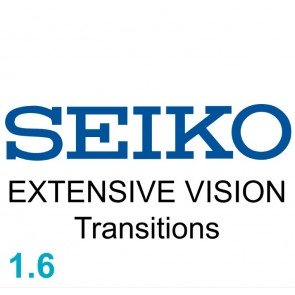 SEIKO EXTENSIVE VISION 1.60 Transitions