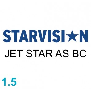 STARVISION JET STAR 1.50 AS BC