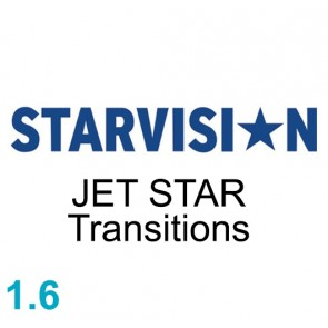 STARVISION JET STAR 1.60 Transitions