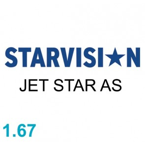 STARVISION JET STAR 1.67 AS