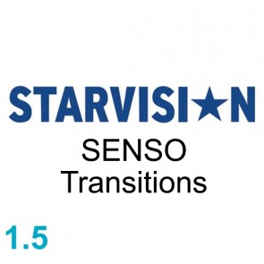 STARVISION SENSO 1.50 Transitions