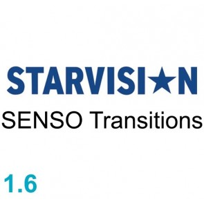 STARVISION SENSO 1.60 Transitions