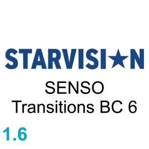 STARVISION SENSO 1.60 Transitions BC 6