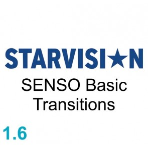 STARVISION SENSO Basic 1.60 Transitions