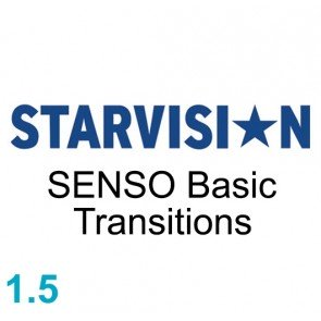 STARVISION SENSO Basic 1.50 Transitions